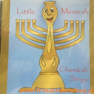 Little Menorah (Chanukah Songs) CD by Bonnie Robin Charyn