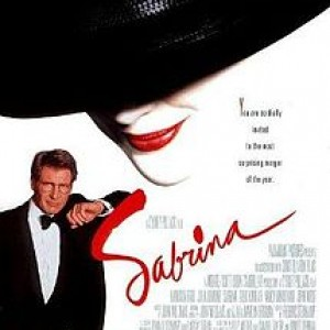 Movie Sabrina (1995 film, Harrison Ford & Julia Ormond)