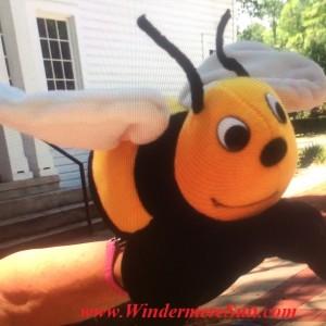 Bonnie's Puppet Palace (Bonnie Robin Charyn & Her Bee) credit: Windermere Sun-Susan Sun Nunamaker