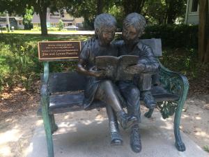 Windermere (aka: Franklin W. Chase Memorial ) Public Library at 530 Main Street, Windermere, FL (credit: Windermere Sun-Susan Sun Nunamaker)