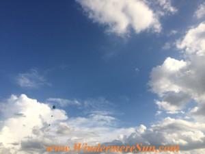 Windermere Cloud w/ Balloons (credit: Windermere Sun-Susan Sun Nunamaker)