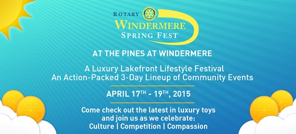 Rotary Windermere Spring Fest