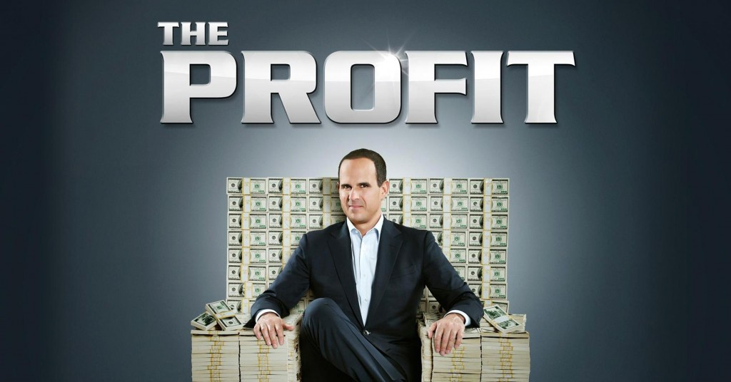The Profit (of CNBC)-Marcus Lemonis