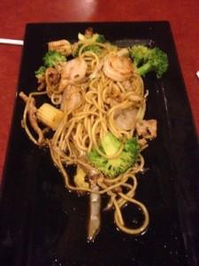 Koy Wan Hibachi Buffet-personalized dish