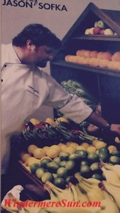 Fresh Made Kitchen-chef Jason Sofka (credit: Windermere Sun-Susan Sun Nunamaker)
