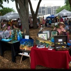 Artists Corner at Central Florida Veg Fest