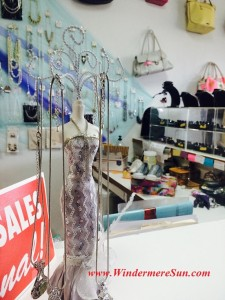 Pretty Women Consignment items (credit: Windermere Sun-Susan Sun Nunamaker)