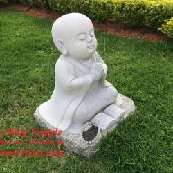 Little Buddha at Guang Ming Temple (6555 Hoffner Ave., Orlando, FL) (credit: Windermere Sun-Susan Sun Nunamaker)
