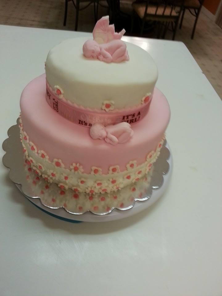 Sonia's baby cake