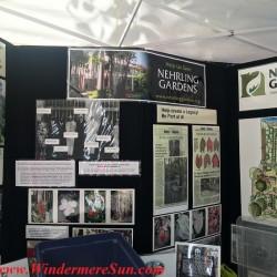 Windermere Treebute- Nehrling Gardens Booth (credit: Windermere Sun-Susan Sun Nunamaker)