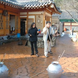 New Year-Korea_Traditional_Game_Tuho by Kang Byeong Kee