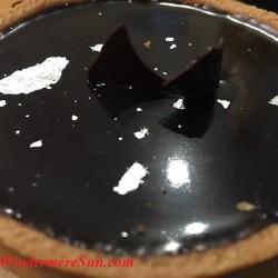 My French Cafe-Chocolate Tart (credit: Windermere Sun-Susan Sun Nunamaker)