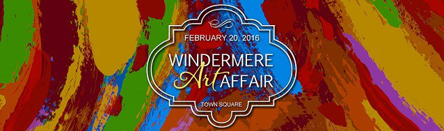 Windermere Art Affair at Town Square