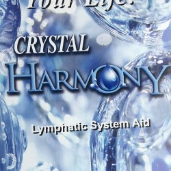 Crystal Harmony for lymphatic cleanse at Winter Garden Farmer's Garden (credit: Windermere Sun-Susan Sun Nunamaker)