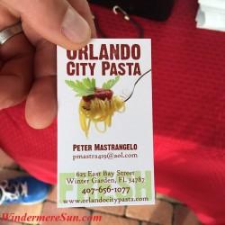 WinterGardenFarmer'sMarket-Orlando City Pasta card (credit: Windermere Sun-Susan Sun Nunamaker)