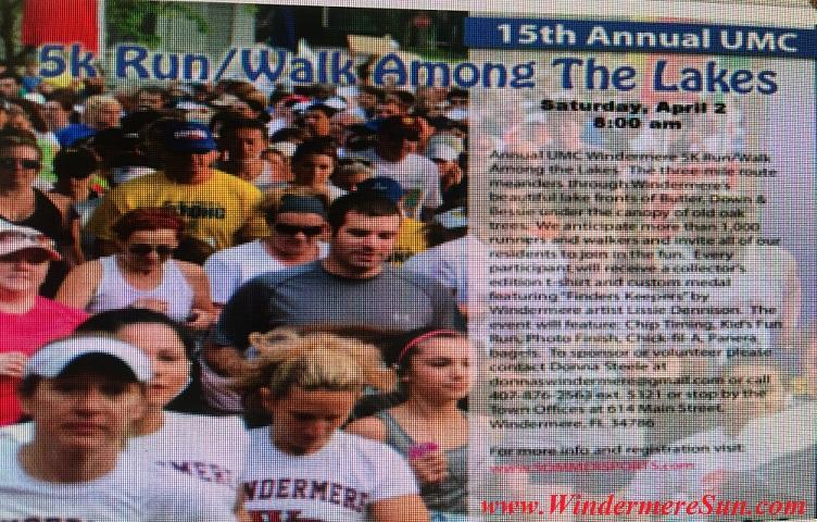 5K Run Annual UMC (credit: Windermere Sun-Susan Sun Nunamaker)