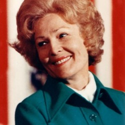 First Lady Pat Nixon (Wife of President Richard Nixon) author unknown