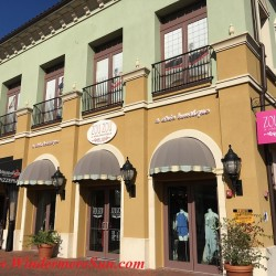 Orlando Ballet School above Dellagio-ZouZou boutique, Ristorante Pizzaeria
