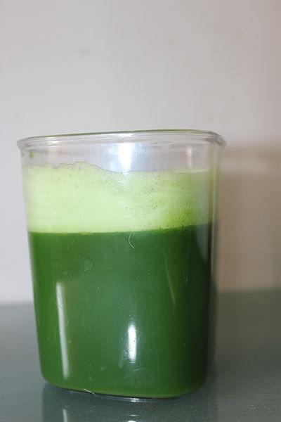 WheatGrassJuice CC Author Malyadri final