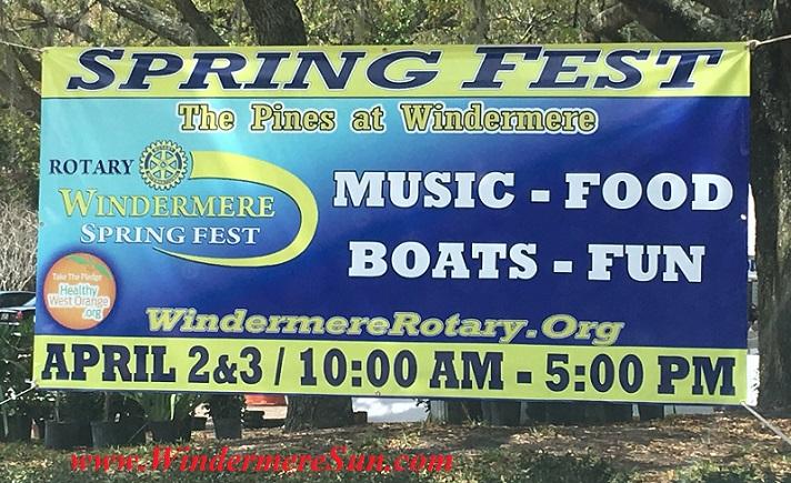 Spring Fest at Windermere (credit: Windermere Sun-Susan Sun Nunamaker)