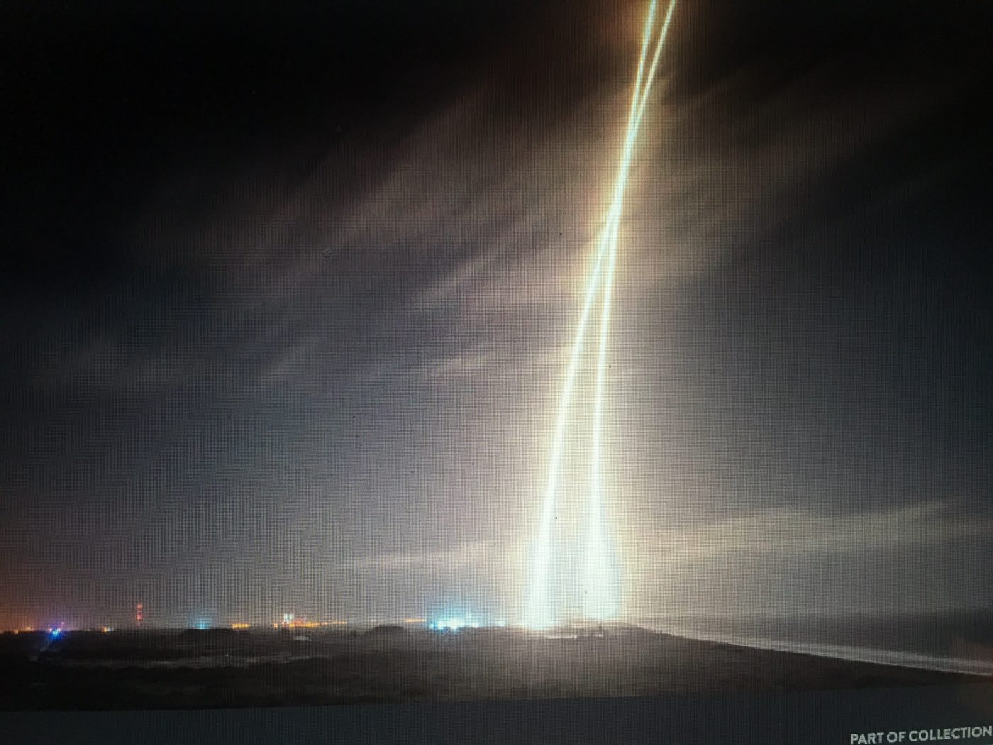 Falcon 9 Launch and Landing Streak