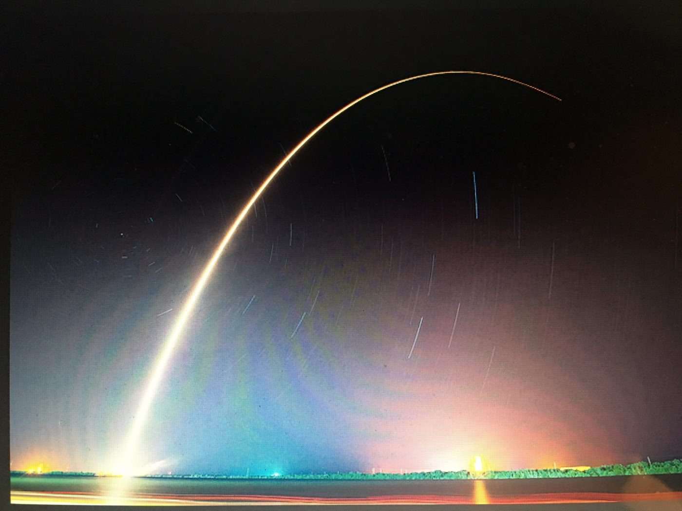 The Launch (credit: SpaceX)