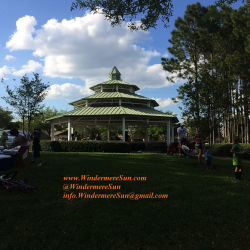 Neighborhood park with gazebo (photo credit: Windermere Sun-Susan Sun Nunamaker)
