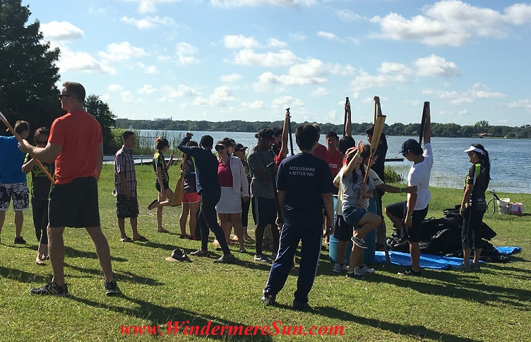 Dragon Boat Race 2016-17 final