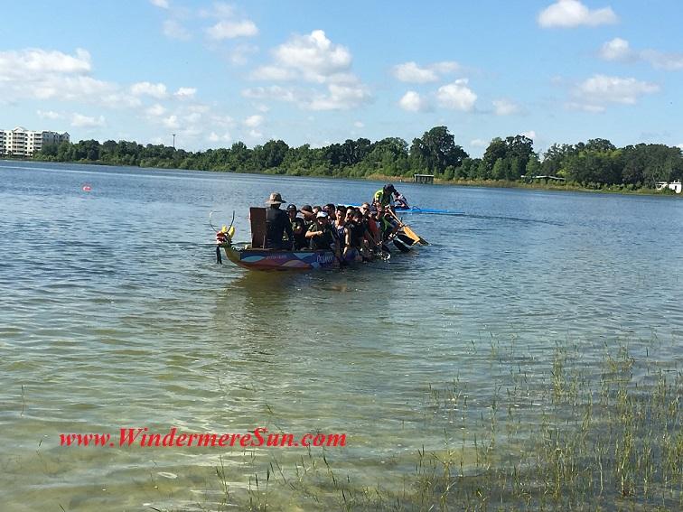 Dragon Boat Race 2016-25 final