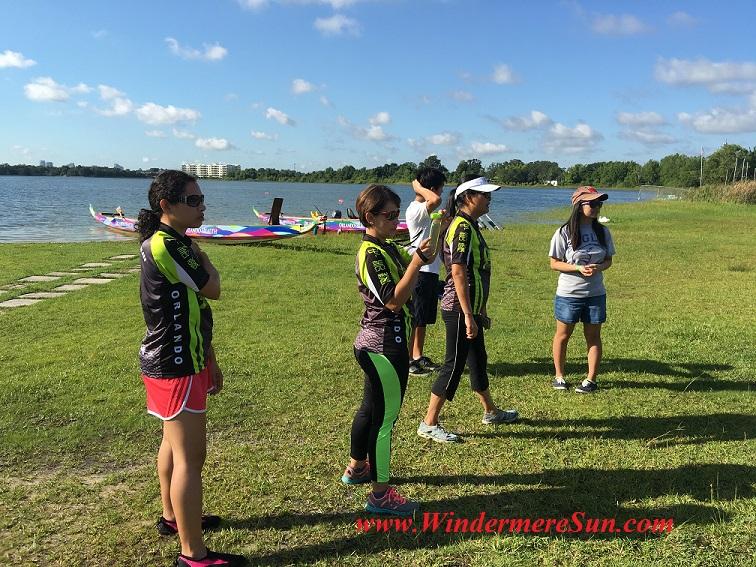 Dragon Boat Race 2016-8 final