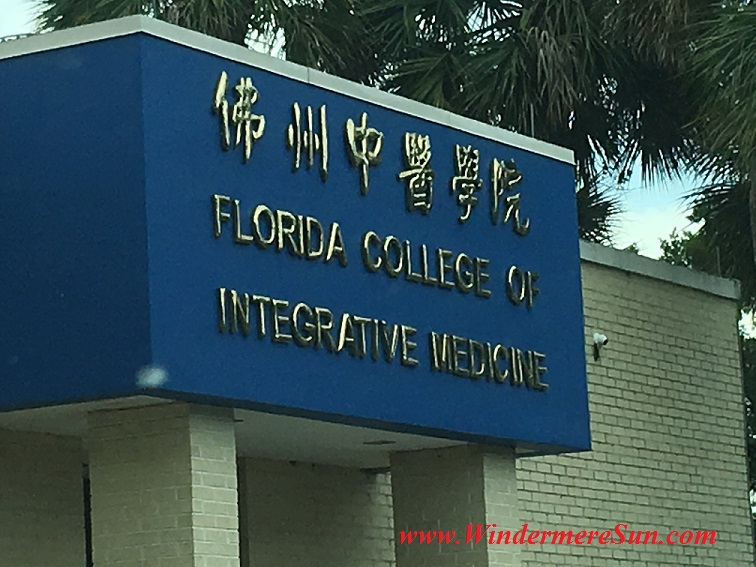 FCIM, Florida College of Integrative Medicine-Entrance1 final
