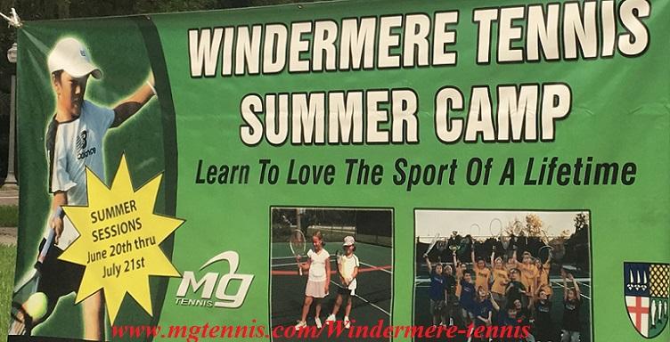 Windermere Tennis of mgtennis.com (credit: Windermere Sun-Susan Sun Nunamaker)