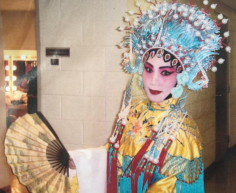 Chinese Musicians-Jie Yu in Chinese Peking Opera6 final