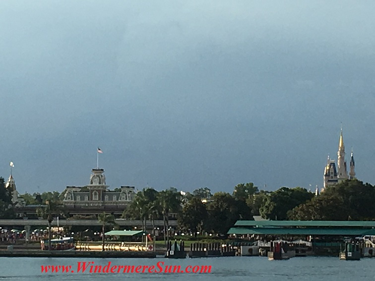 Disney-view of hotel and castle from ferryboat final