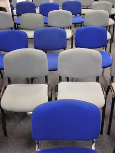 meeting chairs-photographed by Michal Zacharzewski