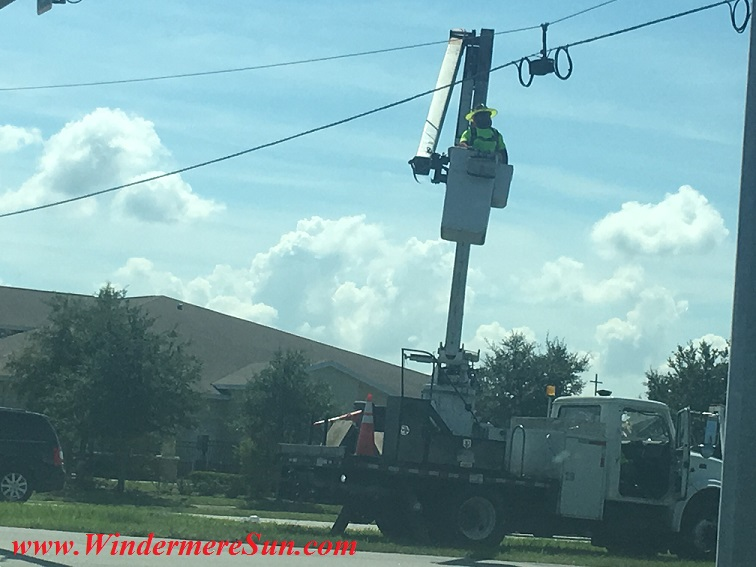 Traffic light upgrade at 535-Lake Sawyer Dr final.