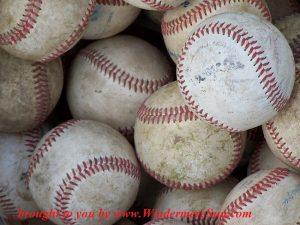 baseballs, (credit-lkwolfson)
