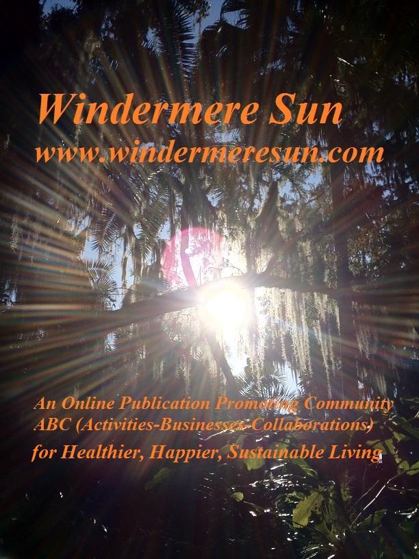 Windermere Sun (www.WindermereSun.com) (credit: Windermere Sun-Susan Sun Nunamaker)