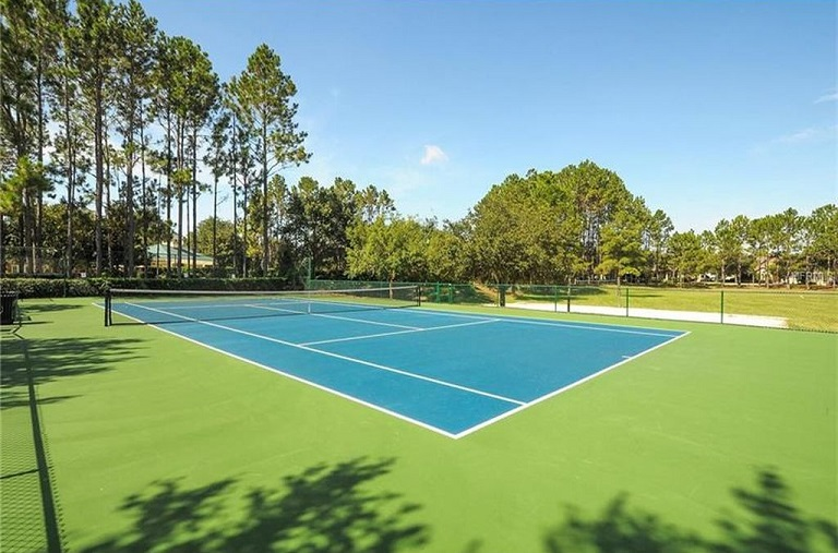 Freeman House Community Tennis Court