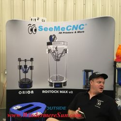 SeeMeeCNC 3D printer (credit: Windermere Sun-Susan Sun Nunamaker)