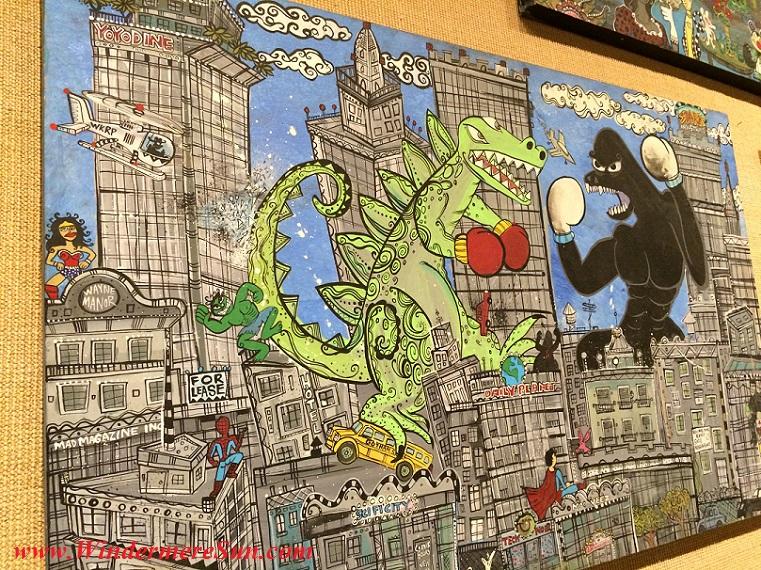 Godzilla final