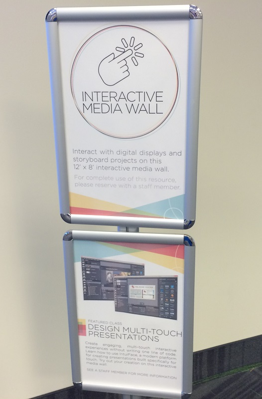 Interactive Media Wall final