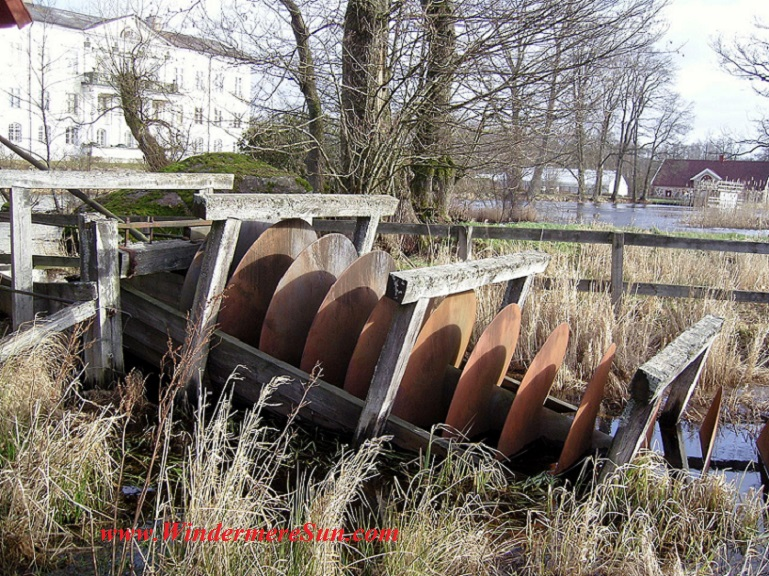 An Archimedes Screw in Sweden final