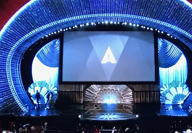 beautiful Oscar stage final