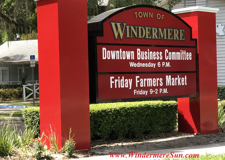 Windermere Downtown Business Committee final