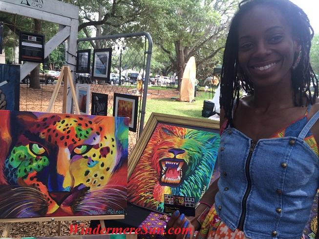 Earth Day-artist Tiffany McLeod1 final