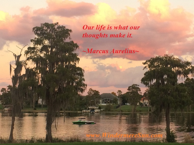 Our thoughts, by Marcus Aurelius, 4-22-2017 final