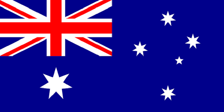 Australian flag final