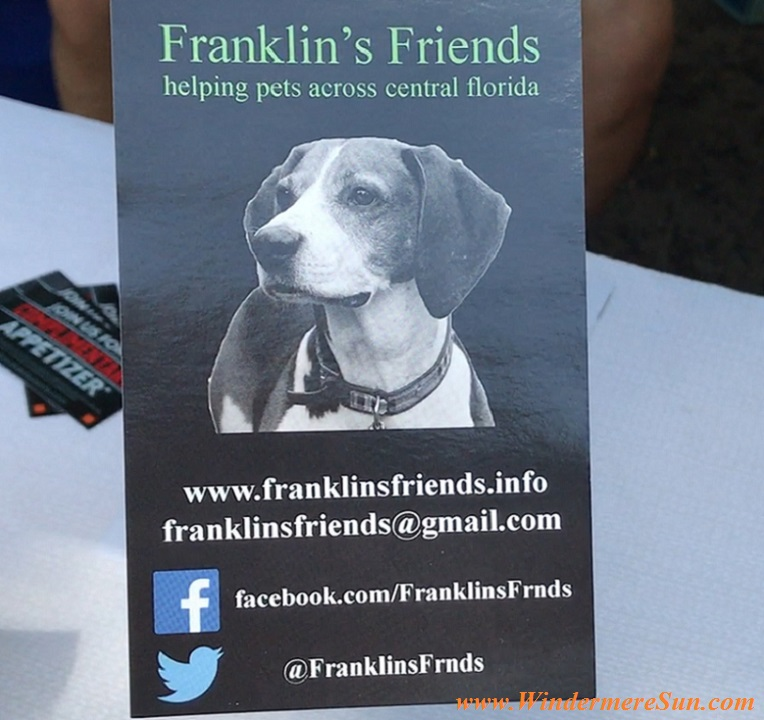 Franklins friends front final