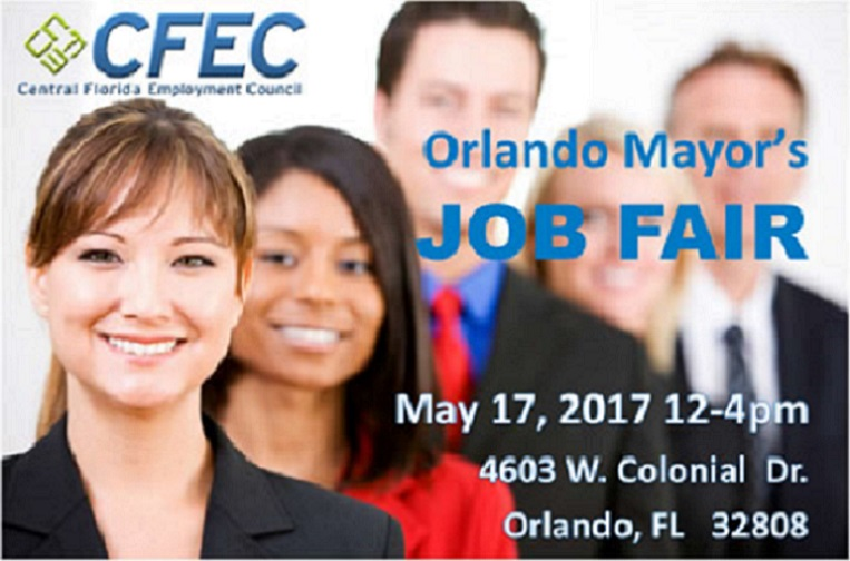 Orlando Mayor's jobfair 2017 final